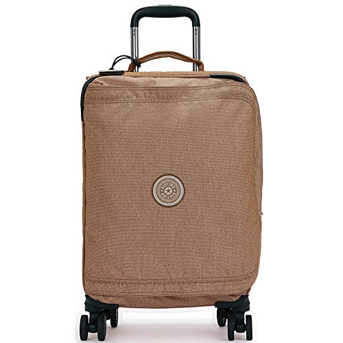 Kipling Carry On SPONTANEOUS S Dotted D Beige